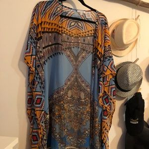 Beach cover up xs/small